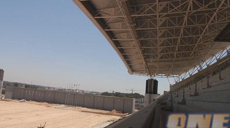 האצטדיון החדש של נתניה