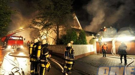 הבית של ברנו לאחר ההצתה