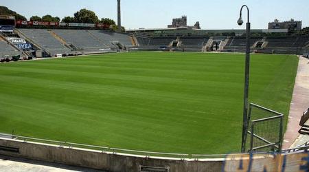 אצטדיון בלומפילד במהלך השיפוץ (ליאור טימור)