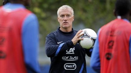דידייה דשאן. צרות למאמן נבחרת צרפת (רויטרס)
