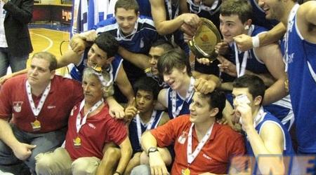 תום מעיין והחברים חוגגים זכייה באליפות הנוער