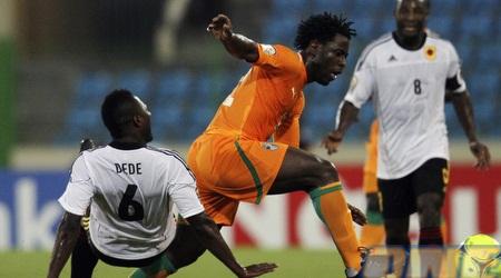 """בוני. יוביל את """"הפילים"""" לזכייה באליפות אפריקה? (רויטרס)"""