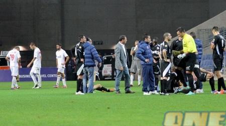 השחקנים מתכוננים להארכה (יניב גונן)