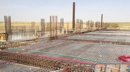 """האצטדיון בב""""ש בבניה (החברה הכלכלית לפיתוח באר שבע)"""
