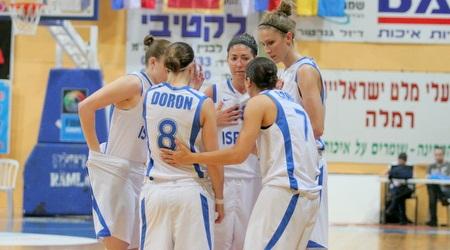 נבחרת ישראל רגע לפני המשחק (משה חרמון)