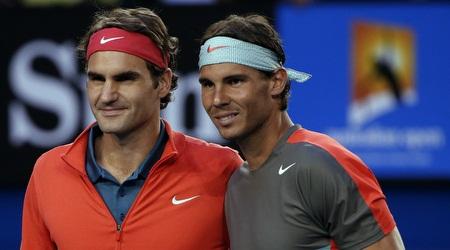נדאל ופדרר. שני הגדולים בתולדות הטניס (רויטרס)