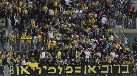 """אוהדי בית""""ר ירושלים. קיוו לראות ניצחון חוץ (עמית מצפה)"""