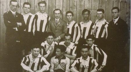 הספורטאים היהודים בקרקוב