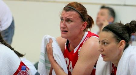 שחקנית נבחרת בולגריה בוכה (משה חרמון)