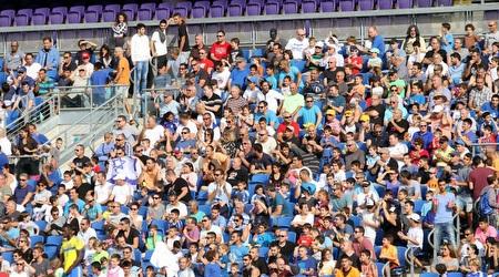 הקהל באצטדיון בנתניה (חגי ניזרי)