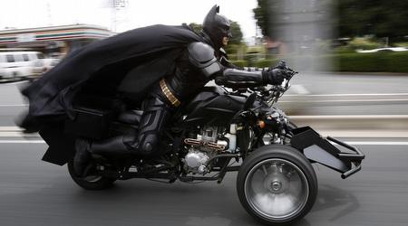 באטמן נוסע (רויטרס)