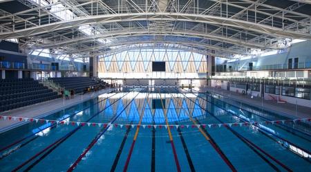 הבריכה במכון וינגייט (מערכת ONE)