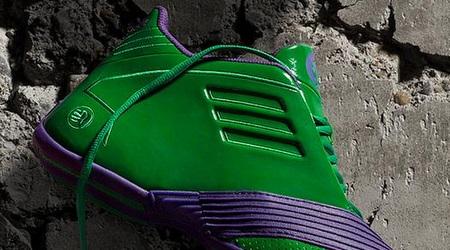 נעל אדידס של הענק הירוק