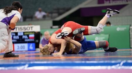 אילנה קרטיש בפעולה (הוועד האולימפי בישראל)