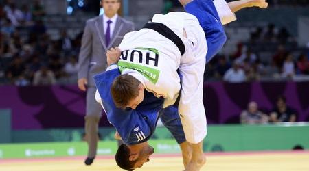 ברוך שמאילוב. רשם ניצחון נאה, אך הודח לאחר מכן (הוועד האולימפי בישראל)