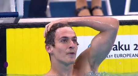 """זיו קלונטרוב. """"עוד לא מעכל"""" (הוועד האולימפי בישראל)"""
