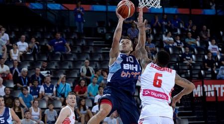 נמניה גורדיץ´. לא מנע הפסד בוסני (FIBA)
