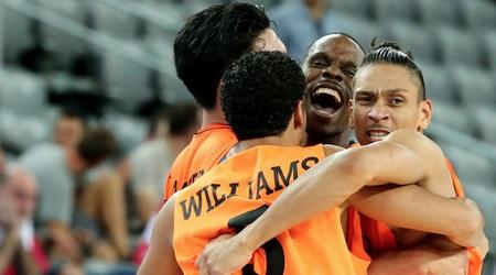 נבחרת הולנד. ניצחון דרמטי (FIBA)