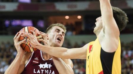 מרטינס מיירס מוביל את הלטבים (FIBA)
