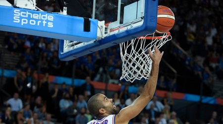 טוני פארקר. ניצל מהפסד (FIBA)