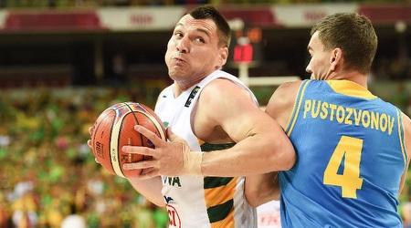 מצ´וליס. קלע את הנקודות המכריעות (FIBA)