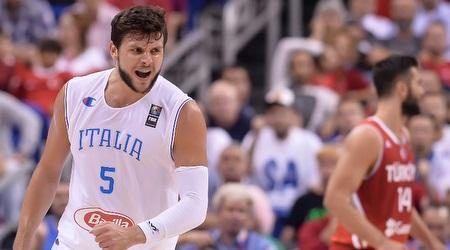 אלסנדרו ג´נטילה. לא סיפק את הסחורה (FIBA)