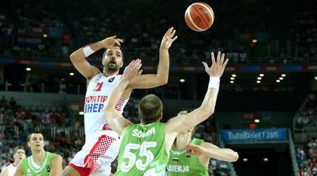 קרונוסלב סימון. משחק ענק שלו (FIBA)