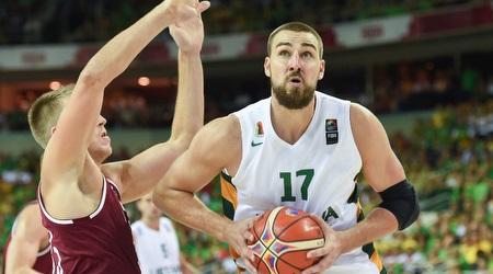יונאס ולנצ'יונאס. הנבחרת מעל הכל (FIBA)