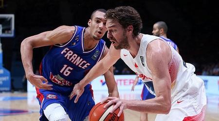 פאו גאסול מול רודי גובר (FIBA)
