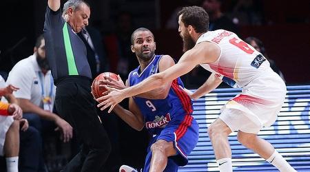 טוני פארקר מתקשה מול רודריגס (FIBA)