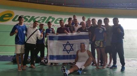 נבחרת ישראל בקיקבוקס (איגוד הקיקבוקס)