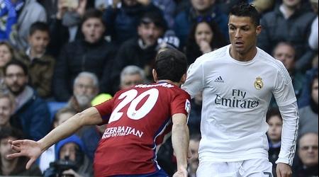 רונאלדו מול חואנפראן (La Liga)