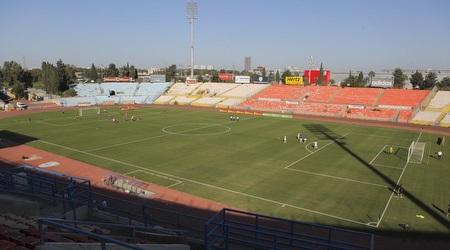 אצטדיון רמת גן (איתי כהן)