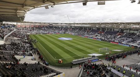 האצטדיון העירוני בטולוז. בשנה הבאה בליגה השנייה? (רויטרס)