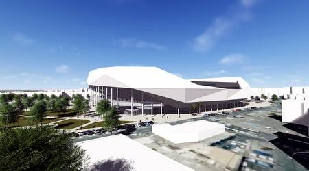הדמיה אצטדיון בלומפילד (מנספלד קהת אדריכלים)