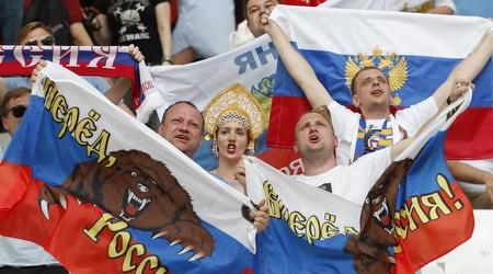 אוהדי רוסיה (רויטרס)