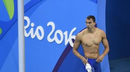 יעקב טומרקין באולימפיאדת ריו (עמית שיסל)