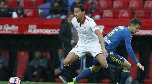 גאנסו במדי סביליה (La Liga)