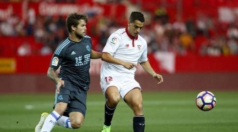 בן ידר מול איניגו מרטינס (La Liga)