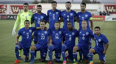 נבחרת ישראל הצעירה (שחר גרוס)