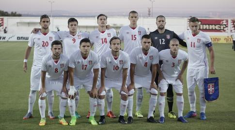 נבחרת סרביה הצעירה (שחר גרוס)