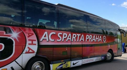 האוטובוס של ספרטה פראג (רז אמיר)