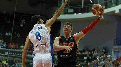 ליאור אליהו (התאחדות הכדורסל הרוסית)