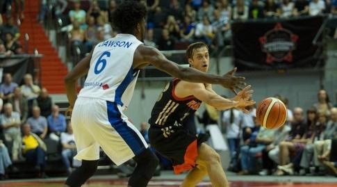 שון דוסון (התאחדות הכדורסל הרוסית)