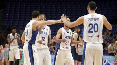 נבחרת ישראל (שחר גרוס)