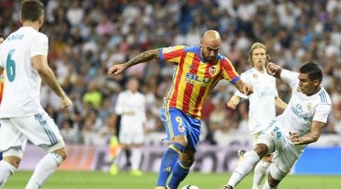 זאזה מול קאסמירו (La Liga)