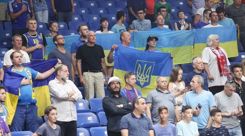 אוהדי אוקראינה (אחמד מוררה)