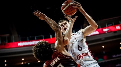 פורזינגיס בדרך לסל (FIBA) (מערכת ONE)