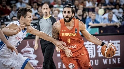 רוביו בדרך לסל (FIBA) (מערכת ONE)