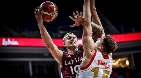 מוזגוב מול טימה (FIBA)